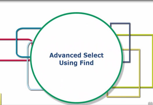 Excel Tip – Advanced Select Using Find