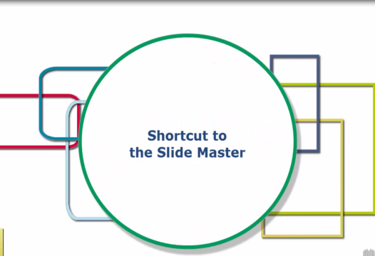 PowerPointTip – Shortcut to the Slide Master